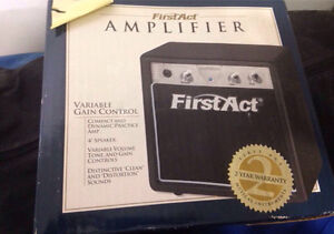 Not used amplifier brand new