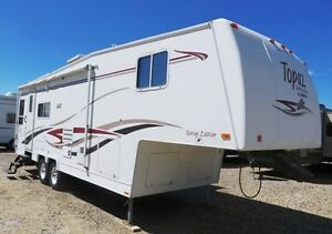 2003 TOPAZ 305RL - Touring Fifth Wheel
