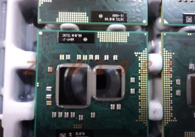 Intel Core i7 640M 2.8 GHz 2-Core 4M Processeur Socket G1 Portable CPU SLBTN for sale  Shipping to Canada
