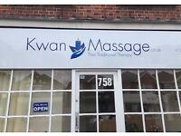 Kwan Massage - Thai traditional therapy
