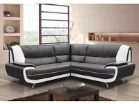 *SALE* BRAND NEW FACTORY SEALED - PALERMO CORNER SUITE or 3+2 SOFA £299.99
