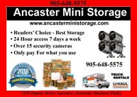 Clean out the clutter after a long winter with us.
