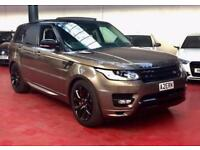 2013 Land Rover Range Rover Sport 3.0 SD V6 Autobiography Dynamic 4X4 (s/s)