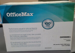 OfficeMax Toner Cartridge for HP LaserJet 2100/2200 Series