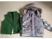 Boys coats (1 - 2 years)