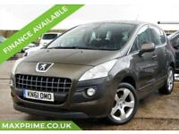 PEUGEOT 3008 1.6 SPORT HDI 115 BHP FULL SERVICE HISTORY+JUST SERVICED+MOT 2018