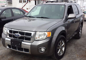 2009 Ford Escape Limited - Certified