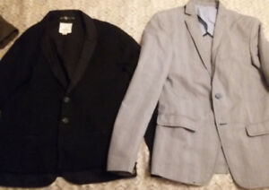 6 New Mens designer blazer jackets size small
