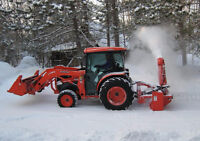 Snow Removal Services - Lewisville and Elmwood Area