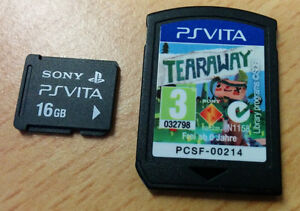 Looking to Buy PS Vita Games and Memory Cards