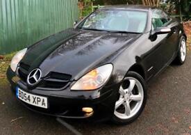Mercedes-Benz SLK200K**Only 59K,7Stamps,AirScarfs,H/Seats,Superb!**