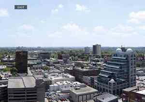 City Centre, Downtown Kitchener, 2 BR's Penthouse, 4 Rent Kitchener / Waterloo Kitchener Area image 3