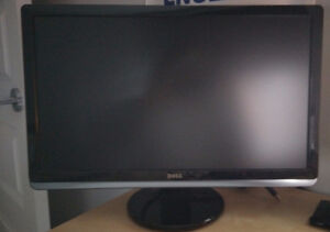 "Acer 24"" 1080p and Dell 24"" 1080p Monitor"