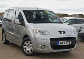 2011 PEUGEOT PARTNER 1.6 HDI TEPEE *DISABLE ACCESS VEHICLE* VERY LOW MILES