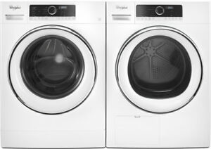 "Whirlpool WFW3090GW 24"" Compact Washer and Dryer"