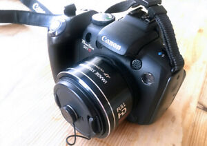Canon PowerShot SX1IS - 10MP, 20X Optical Zoom, Img. Stblz.