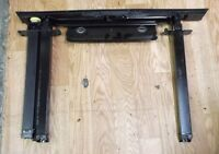 2015 & 2016 FORD F-150 TAILGATE STEP - FOR THE NEW BODY F150