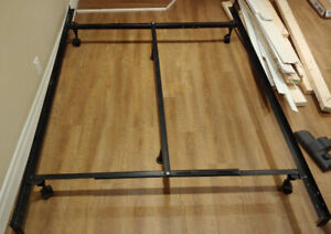 Steel Bed Frame Double / Queen / King