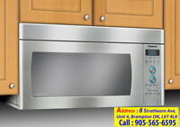 Microwave, Repair, Under The Cabinet, Over The Range, Countertop