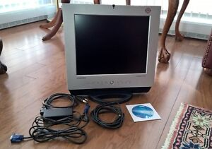 Samsung SyncMaster 1701MP LCD monitor
