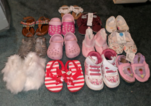 Baby Shoes - 3M to Size 4