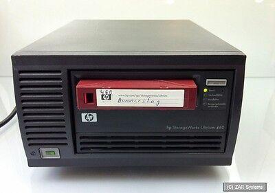 HP LTO Q1520A STREAMER 200GB / 400GB EXTERN, SCSI, LTO Refurbished mit Band, 1A