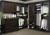 Closet Solutions in London, ON - CUSTOM CLOSET SOLUTIONS