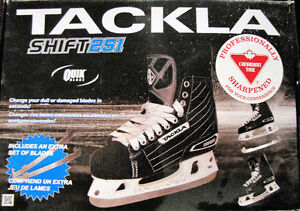 Tackla Hockey Skates, Men's Size 8
