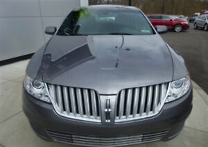 2011 Lincoln MKS – Low Kilometres – Current Safety Certificate