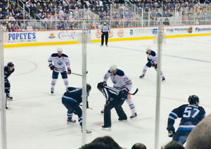 FEB 20 JETS vs Kings - 2 or 4 TICKETS - LOWER BOWL - ROW 9