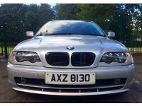 BMW 318 CI SE (COUPE) 12 MONTHS MOT FULL SERVICE HISTORY MINT DRIVE
