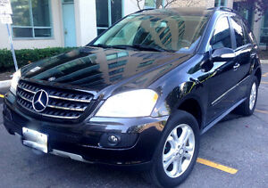 2008 ML320CDI,Sunroof, shifting paddle, Power seats, SAFETY, E