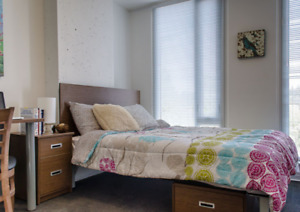 Subletting a room in UBC Campus - Ponderosa Commons (Jul-Aug)