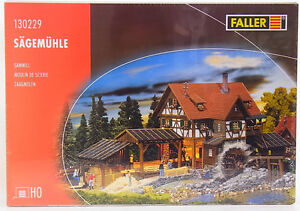 HO Scale Model Building Kits - Faller, Noch, Vollmer