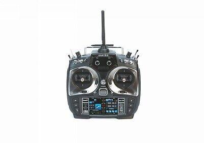 Graupner S1006.16.DE mz-24 HoTT 12-Kanal DE Fernsteuerung + Empfänger + Koffer
