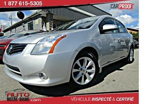 Nissan Sentra 4dr Sdn I4 2.0 MAGS AIR ** NOUVEL ARRIVAGE **  201