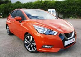 2017 17 Nissan Micra 1.5 DCI Diesel Tekna Manual with Navigation and Bose