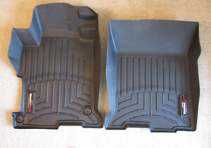 Honda Accord Front set WeatherTech Floor Mats - Mint Condition