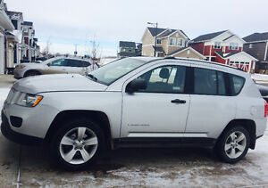 2011 Jeep Compass Sport/REMOTE STARTER/ONLY 69,000 KM