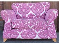 DFS Sofa & Cuddle Chair - Re-listed due to time waster!