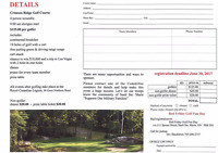 10th annual Red Friday Golf Day