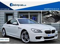 2014 14 BMW 640d 3.0d 313bhp Auto M Sport Coupe FULLY LOADED 13k ONLY