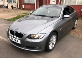 Spares or repair BMW 320I SE AUTO CONVERTIBLE