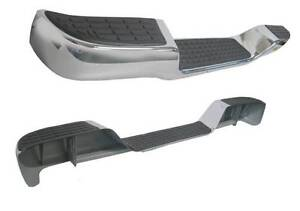 TOYOTA HILUX ,REAR CHROME STEP BUMPER SR5 MODELS 2005 TO 2015 NEW Dural Hornsby Area Preview