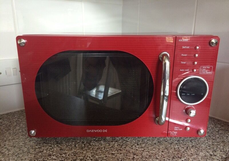 Operating systems with microwaves the