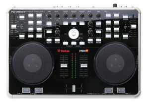 Used DJ controllers - selling for parts VESTAX VCI-300 (MKII)