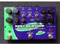 Pigtronix Mothership Analog Synthesizer pedal