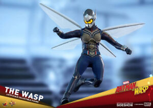 PREORDER! Hot Toys 1/6 Wasp Figure - Ant-Man and the Wasp