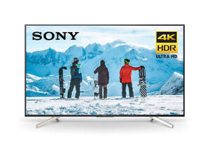 """Brand New Sony XBR60X830F 60"""" 4K Smart Android LED TV"""