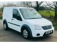 2011 Ford Transit Connect Low Roof Van TDCi 75ps PANEL VAN Diesel Manual